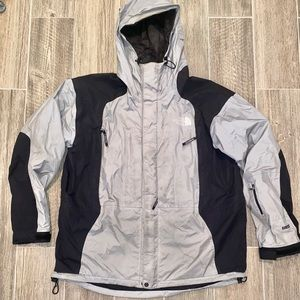 Vintage THE NORTH FACE GORE TEX Mountain Parka XXL